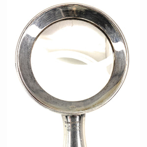 Vintage Tiffany & Co. Elsa Peretti Sterling Silver Magnifying Glass