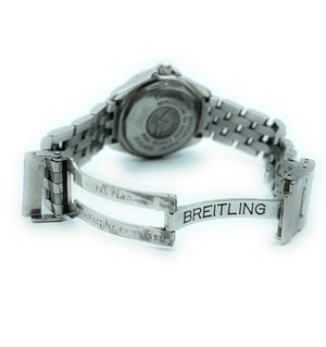Breitling B Class A67365 31mm Women's Diamond Marker Watch