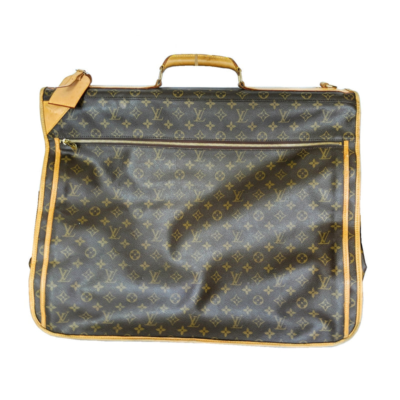 Louis Vuitton Monogram Portable Bandoulière Garment Bag