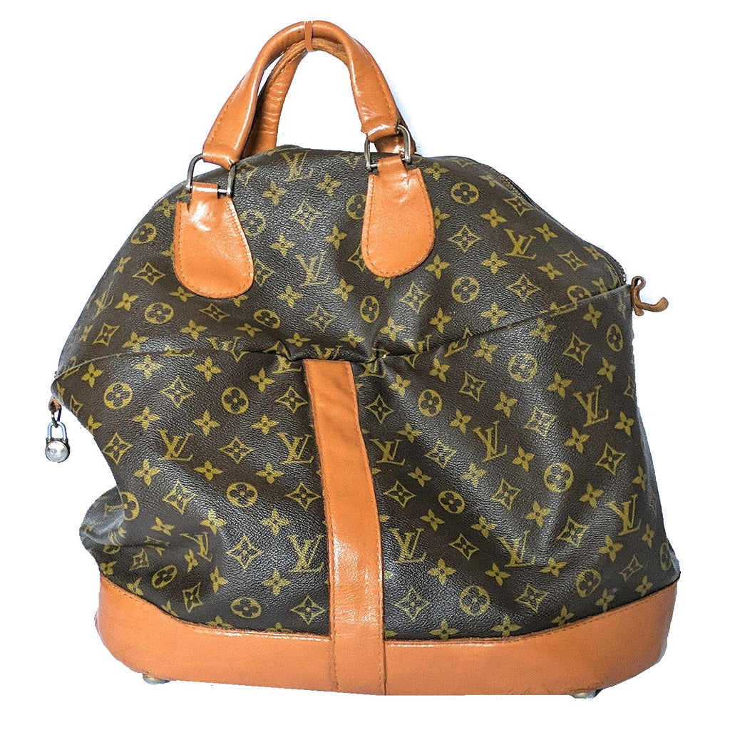 Louis Vuitton Vintage Monogram Travel Saks 5th Ave Steamer Bag