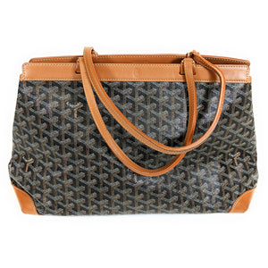 Goyard Goyardine Coated Canvas Bellechasse PM Tote