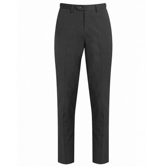 Slimbridge Slim Fit Trousers Charcoal