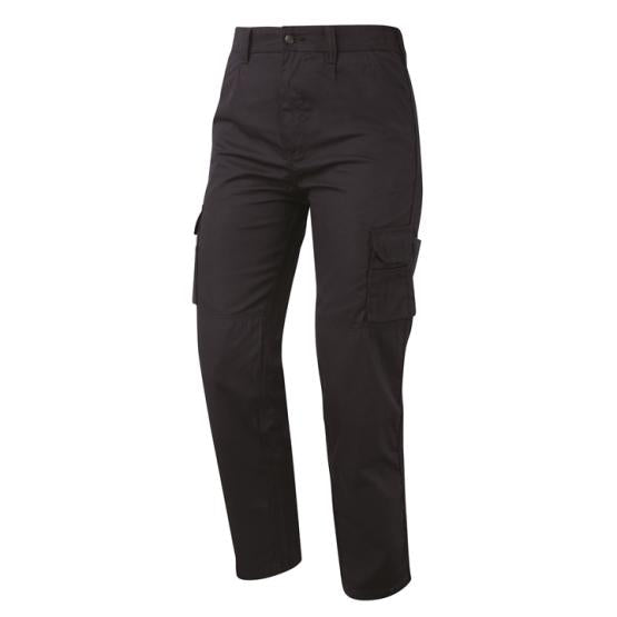 2560 Orn Ladies Cargo Trousers Navy