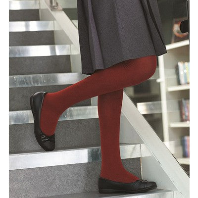 Cotton Tights (Single Pack) Brown