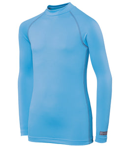 Long Sleeve Base Layer Light Blue