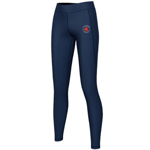 Chester Water Polo Stretch Leggings Navy