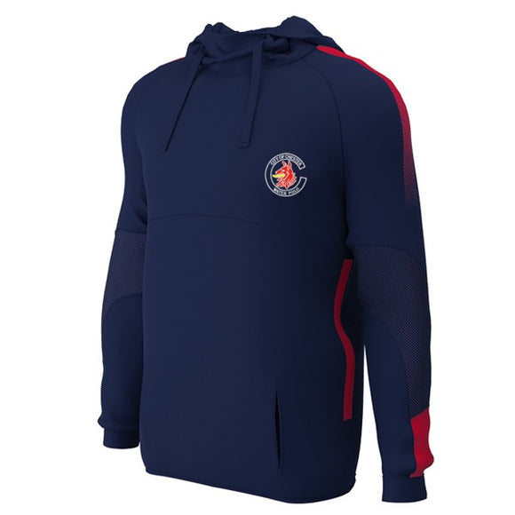 Chester Water Polo Hoodie Navy / Red