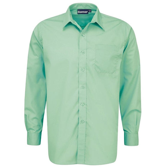 Long Sleeve Shirt (Twin Pack) Green