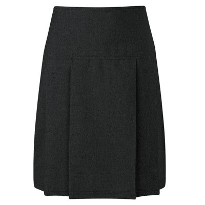 Banbury Pleated Skirt Black