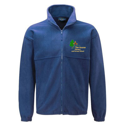 The Acorns Primary & Nursery Fleece Royal