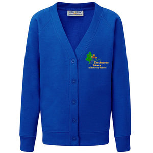 The Acorns Primary & Nursery Cardigan Royal