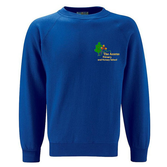The Acorns Primary & Nursery Sweatshirt Royal