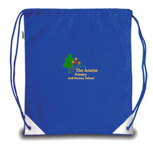 The Acorns Primary & Nursery School PE Bag Royal