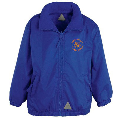 Ashton Hayes Jacket Royal