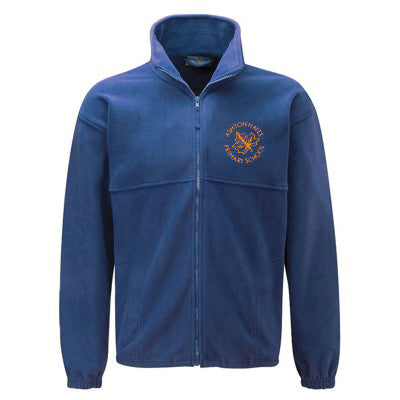 Ashton Hayes Fleece Royal