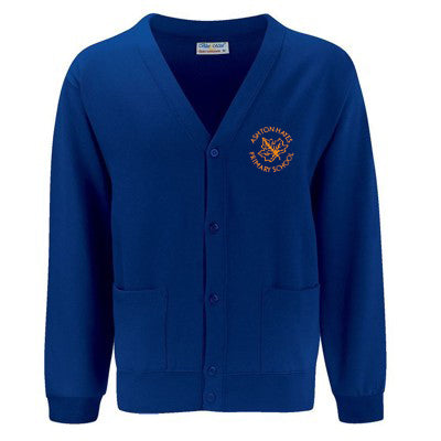 Ashton Hayes Cardigan Royal