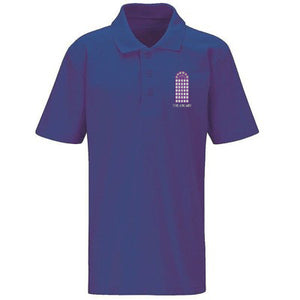 The Arches Polo Shirt Purple
