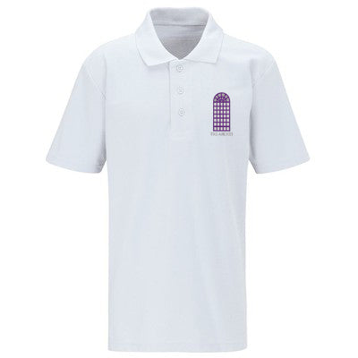 The Arches Polo Shirt White