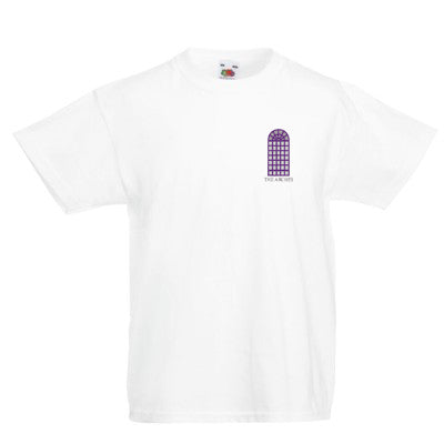 The Arches T Shirt White