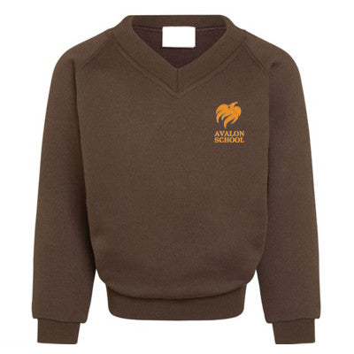 Avalon Sweatshirt Brown