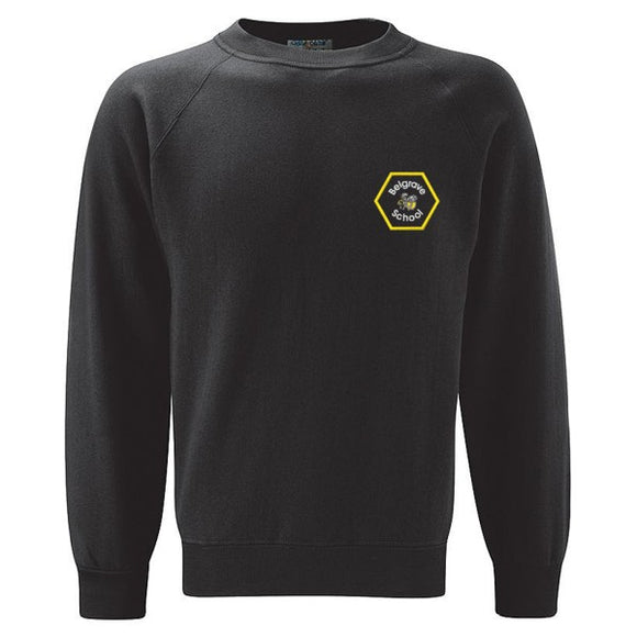 Belgrave Sweatshirt Black