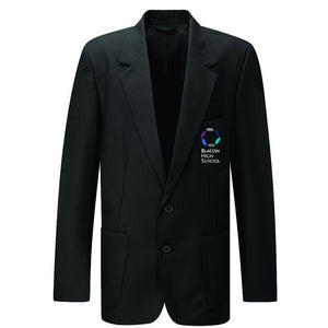 Blacon High Boy's Blazer Black