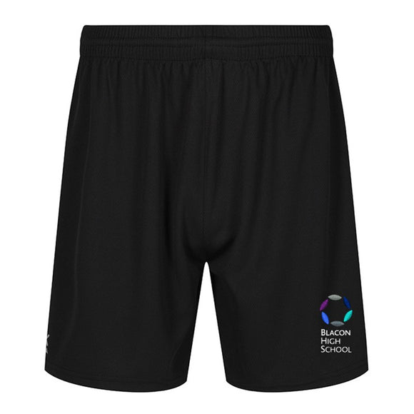 Blacon High PE Sport Shorts Black