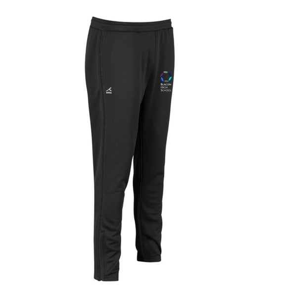 Blacon High Track Pant Black / White