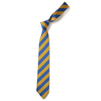 Tie - Elastic Gold / Royal