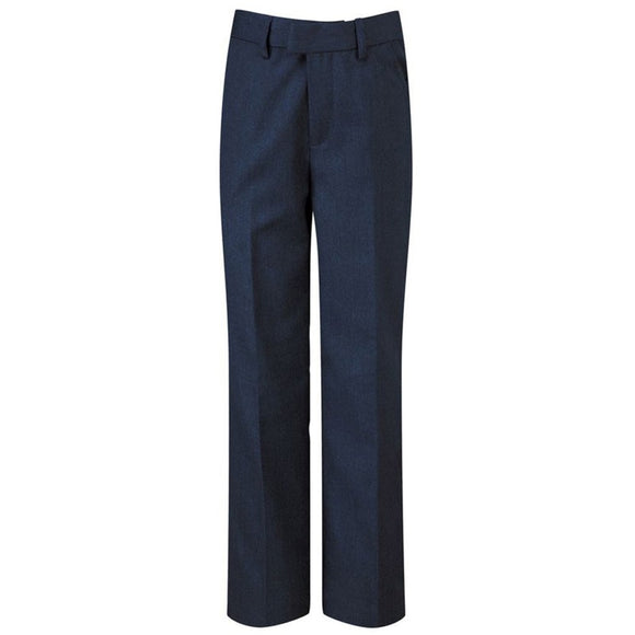 Slimbridge Slim Fit Trousers Navy