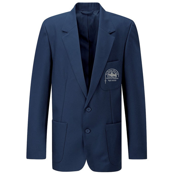 Bishop's High Boys Blazer Navy