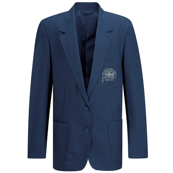 Bishop's High Girls Blazer Navy