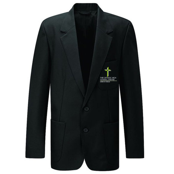 Catholic High Boys Blazer Black (Years 7 - 10)