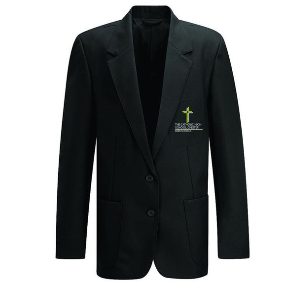Catholic High Girls Blazer Black (Years 7 - 10)