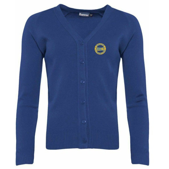 Dodleston Primary Cardigan Royal