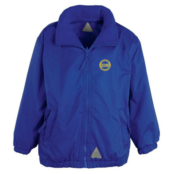 Dodleston Primary Reversible Jacket Royal
