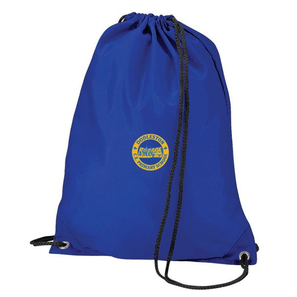 Dodleston Primary PE Bag Royal