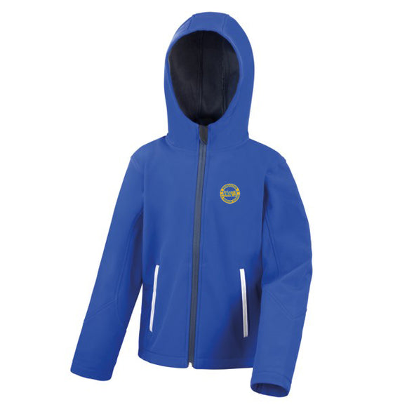 Dodleston Primary Softshell Royal