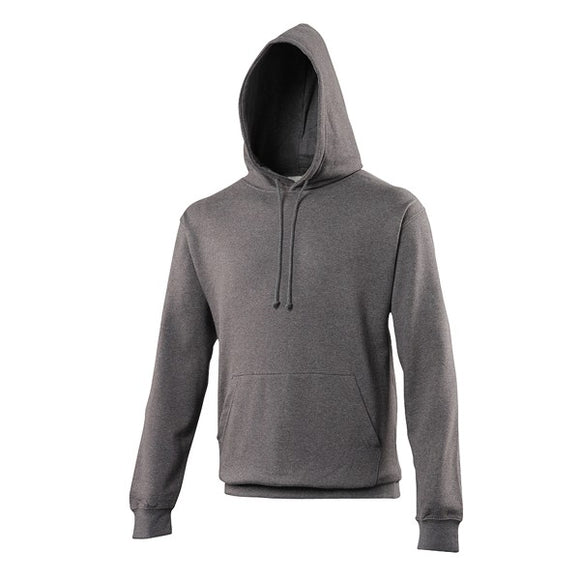 JH001 Dee Point Staff Hoodie Charcoal