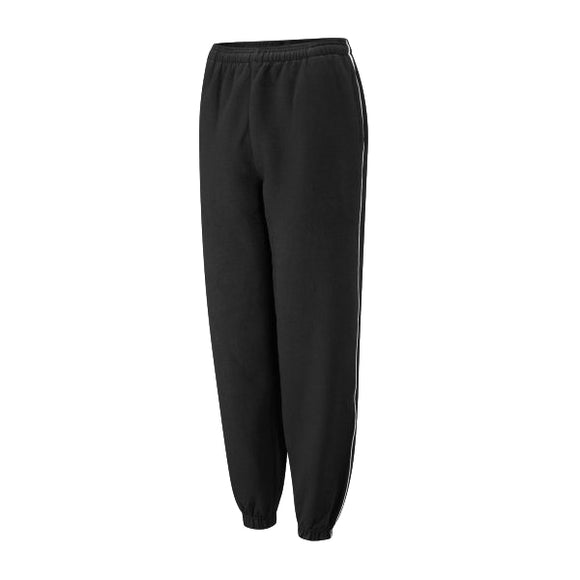 The Firs Jog Trousers Black / Yellow