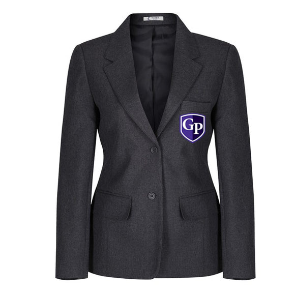 Grosvenor Park Girls Blazer Grey