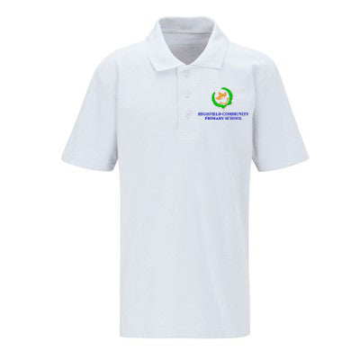 Highfield Nursery / Reception Polo White