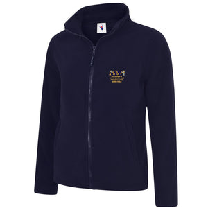 Headstart-On-The-Hill Classic Ladies Fleece Navy
