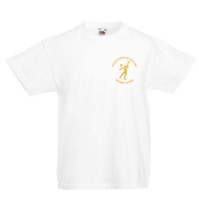 Hoole C of E PE T Shirt White