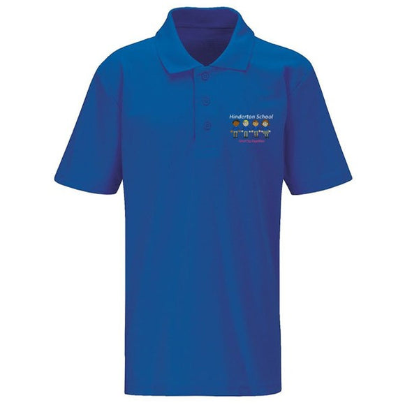 Hinderton Polo Shirt Royal
