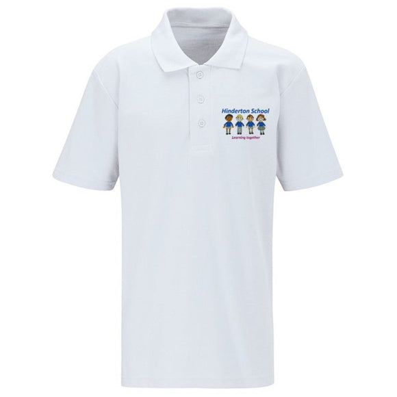 Hinderton Polo Shirt White