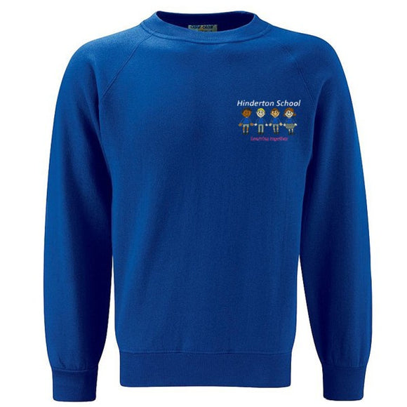 Hinderton Sweatshirt Royal
