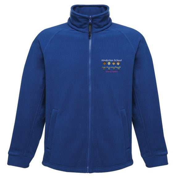 Hinderton Staff Fleece Royal