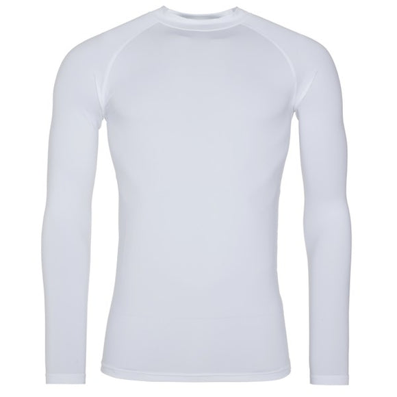 Long Sleeve Baselayer White