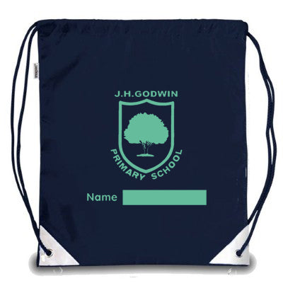 J.H. Godwin PE Bag Navy